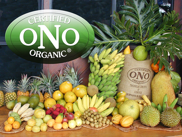 Welcome to Ono Farms on Maui