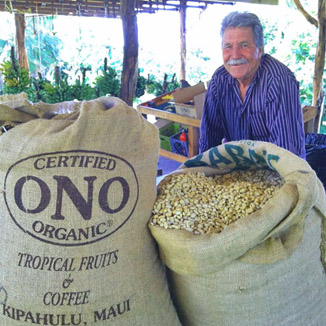 Ono Farms - Tropical Fruit, Coffee and Chocolate on Maui